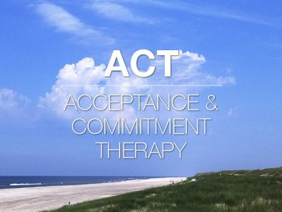 ACT – Acceptance & Commitment Therapy